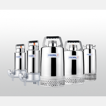 PRORIL STAINLESS STEEL PUMPS