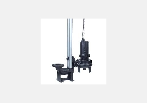 Shinmaywa Submersible Pumps Non Clog Vortex CV Series